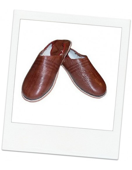 Babouches slippers - Touarg
