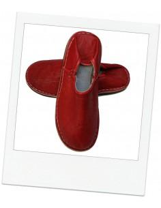 Babouches - Menara rouge