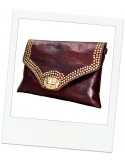 Leather Pouch - Samia