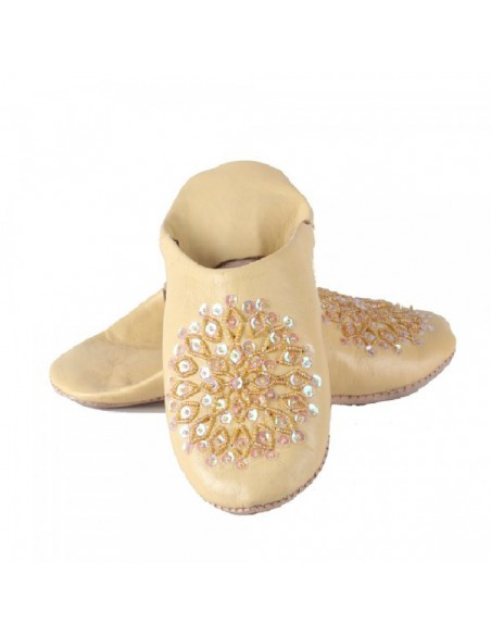 Babouches slippers - Lamia