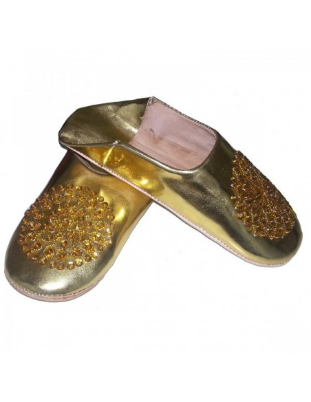 Babouches slippers - Safia