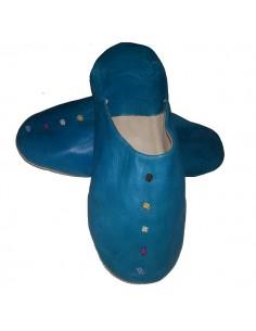 Babouches slippers - Raina méditerranéenne