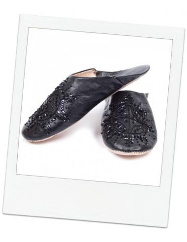 Babouches - Black Kenzi