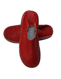 Babouches slippers - Menara rouge