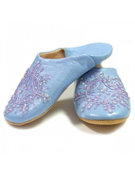 Moroccan slippers - Kenzi