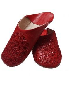 Babouches - Kenzi красный
