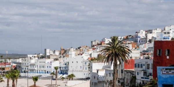 Lixus - Larache the new Moroccan city